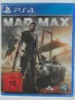 Mad Max - FSK 18 Action Kult für Playstation 4 Apocalypse