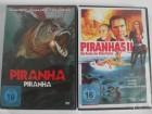 Piranhas 1 + 2 - Fluß des Todes + Rache der Killerfische