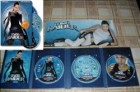 LARA CROFT - TOMB RAIDER - Angelina Jolie - 3 DVD Edition
