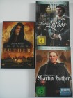 Martin Luther Sammlung Paket - DDR + ZDF TV Serie + Kinofilm
