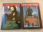 Maniac Cop + Return of the Living Dead 3 Uncut Red Edition