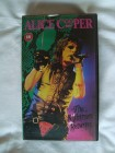 VHS Musik Alice Cooper The Nightmare Returns 1986 75 min