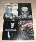 Terminator 1 - 4 uncut Steelbook TOP!!!