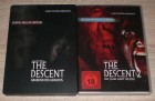The Descent 1+2 Steelbook TOP!!!