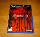 PS2 PLAYSTATION 2 - RESIDENT EVIL 4 - PEGI - DEUTSCH - USK 1