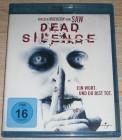 Dead Silence Blu-Ray TOP!!!