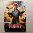 Invasion U.S.A (Blu-Ray+DVD)  auf 444 lim. Mediabook OVP