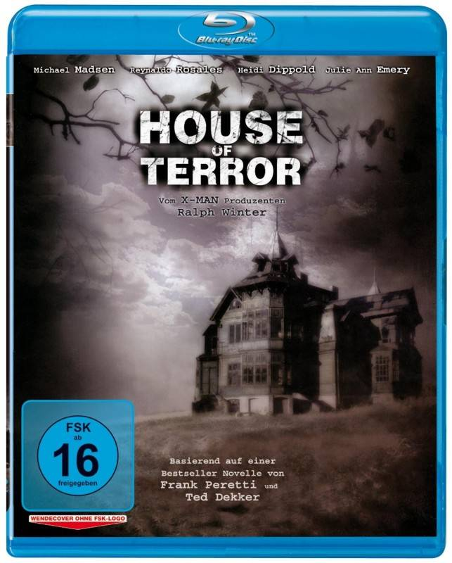 House Of Terror [Blu-ray] OVP