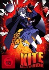 Kite - Angel of Revenge auf DVD Anime Film/OVA Uncut Edition