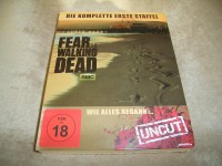 BD Steelbook - Fear the Walking Dead - Staffel 1