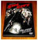 DVD SIN CITY - Frank Miller - Robert Rodriguez - DEUTSCH - F