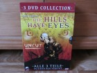 3-DVD-Box : THE HILLS HAVE EYES Wes Craven UNCUT !!!