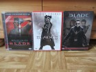 3 DVD : BLADE 1,2,3 Trilogy Extended Deluxe Steelbook UNCUT