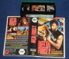 Delta Force 2 VHS Chuck Norris