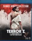 TERROR Z Blu-ray - Zombies Action Sarah Butler