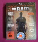 BLU RAY The Raid - 2 Disc Special Edition STEELBOOK NEU/OVP