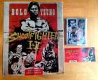Shootfighter 1 + 2 Mediabook+limited Büste + XXL Shirt