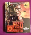 BLU RAY Red Scorpion - Limited Special Ed STEELBOOK NEU/OVP