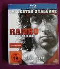 BLU RAY Rambo Trilogy NEU/OVP
