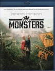 MONSTERS Blu-ray - SciFi Abenteuer Horror