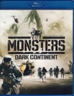 MONSTERS DARK CONTINENT Blu-ray - Top SciFi Thriller