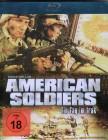 AMERICAN SOLDIERS Ein Tag im Irak - Blu-ray Metalpack