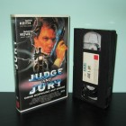 Judge and Jury * VHS * David Keith