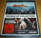 Double Up Collection: Cockneys vs. Zombies & Piranha Blu-ray