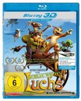 Schlau wie ein Luchs (Real 3D+2D Blu-ray) OVP