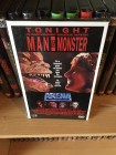 ARENA MAN VS MONSTER 84 HARTBOX LIMITED OOP RAR
