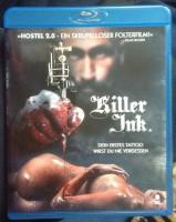 Blu-ray Killer Ink Dein erstes Tattoo wirst Du nie vergessen