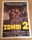 Woodoo - Die Schreckensinsel der Zombies - Filmplakat 1979