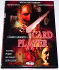 Dario Argento's The Card Player DVD - kleine Box -