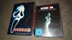 Wes Craven's SCREAM 1-4 UNCUT Horror DVDs im  Schuber