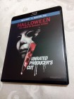 HALLOWEEN 6 VI BLU-RAY - UNRATED PRODUCERS CUT - CODE A