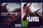 Planet der Affen (2001) Remake / Blu Ray NEU OVP uncut