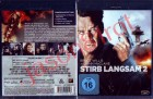 Stirb langsam 2 / Blu Ray NEU OVP uncut Bruce Willis