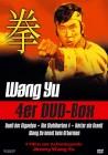 BOX Wang Yu Box 4 DVDs