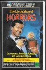 The Little Shop Of Horrors  VHS PAL Vestron  (#1)