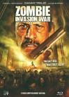 Mediabook Zombie Invasion War- 3d BD Lim 999