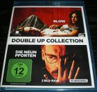 Double Up Collection: Blow & Die neun Pforten  Blu-ray