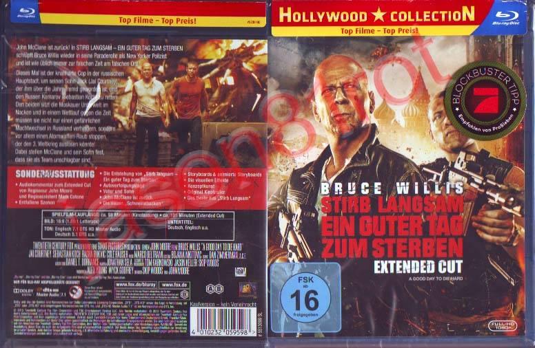 Stirb Langsam 5 Ein Guter Tag Zum Sterben Extended Cut Kaufen Filmundo