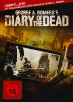 DVD Diary of the Dead of the Dead/2007/George A. Romero