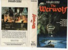 THE WERWOLF - SOLAR VIDEO VHS