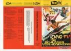 KUNG-FU, DIE SCHLÄGER VON HONG KONG -Viertelcover Toppic VHS