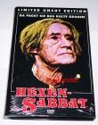 Hexensabbath DVD - Neuwertig - große Box -