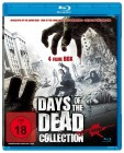BR BOX Days of the Dead Collection UNCUT(4 Filme auf 1 Disc)