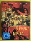 Leon der Profi Das fünfte Element Nikita  Luc Besson Edition