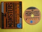 Monsters  Steelbook  Blu-ray    Wie neu!