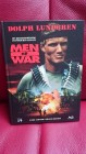 Men of War - Mediabook - Dolph Lundgren Blu Ray + DVD UNCUT